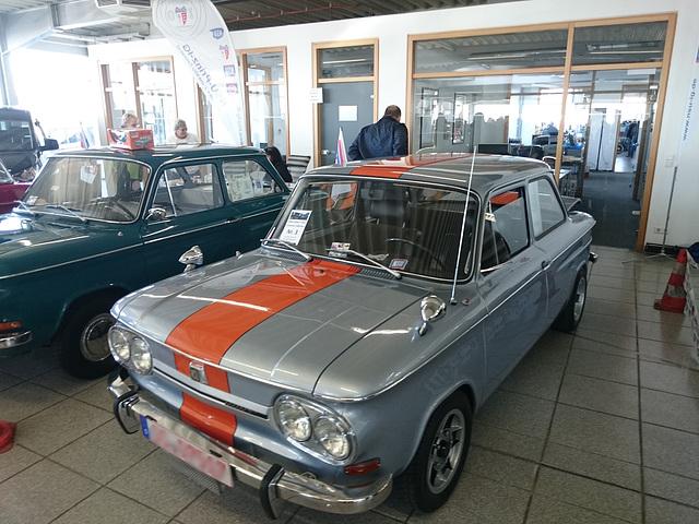 Oldtimer Austellung Autohaus Härtel 08.03.15 16