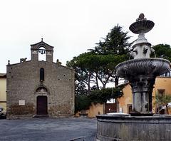 Viterbo -  San Silvestro