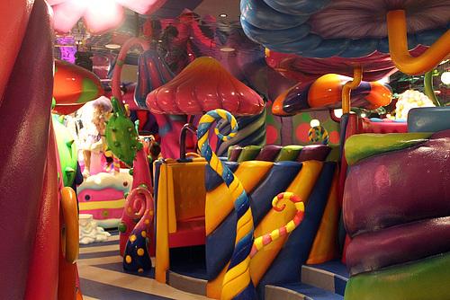 Monster Cafe Wonderland