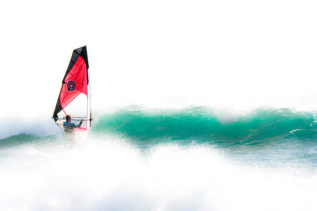 Windsurfer.........................(touche Z)