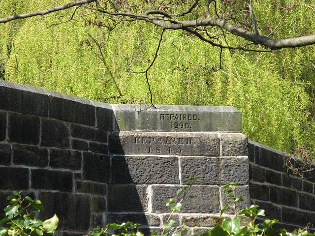 Hebden Bridge - the old bridge