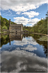 Gibson Mill, Hardcastle Crags.