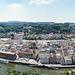 Passau, Panorama Veste