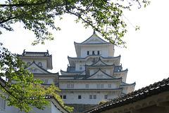 Château du Héron blanc, Himeji (Kansai, Japon)