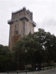 Keep of Beja Castle (13th century).