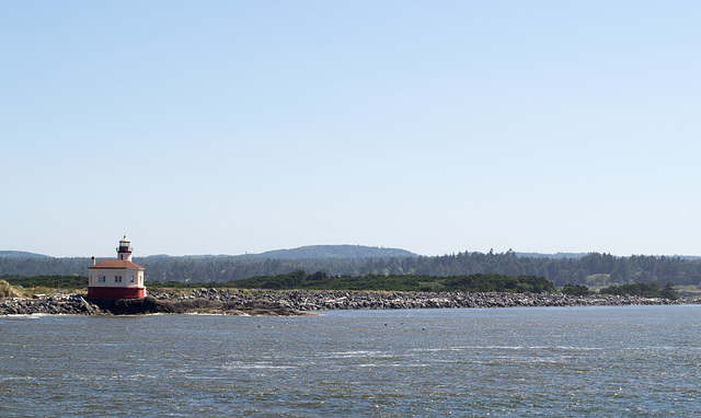 Coquille River Lighthouse Bandon (#1082)