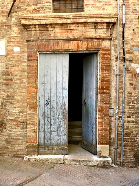 Urbino 2017 – Door