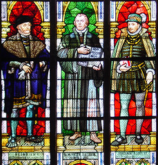 Luther und die Herzöge Heinrich V. und Johann Albrecht I.
