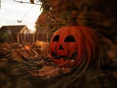 Grinning Pumpkin