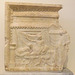 Relief with Dionysos in the National Archaeological Museum in Athens, May 2014