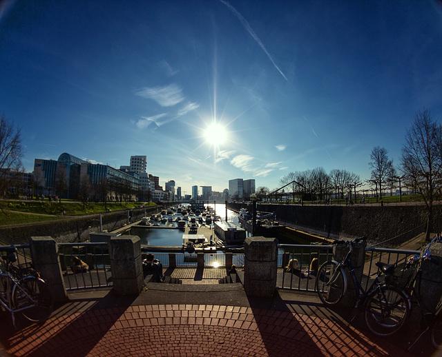 Medien Hafen - Düsseldorf
