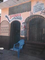 Barbería the Black