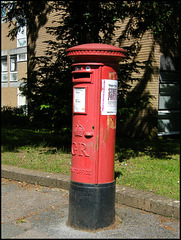 Leckford Road pillar box