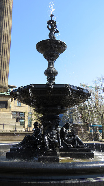 steble fountain, liverpool