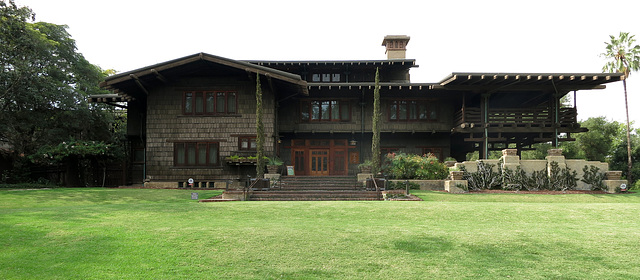 Gamble House (1990)