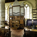 Organ in the Church of St George Arreton