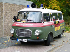 Barkas Bus