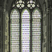 Chancel East window - Church of St George Arreton