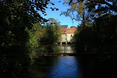 Sur la Juine , à Etréchy , le moulin de Pierre Broue