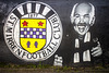 Chick Young Mural, Brown's Lane, Paisley