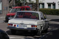 Schöner alter Mercedes 280 SE Automatic