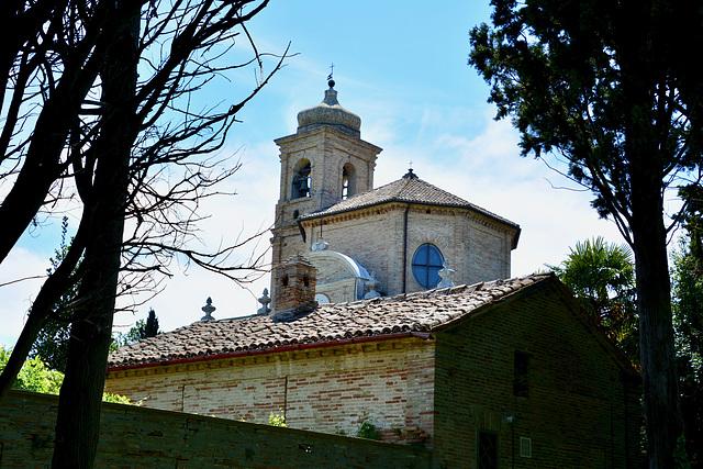 Eremo di Monte Giove 2017 – Church