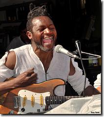 Música de África en La Floresta