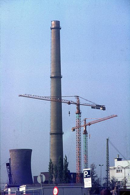 Long John short before demolation 1976 Heerlen_Netherlands