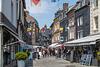 In den Straßen von Honfleur