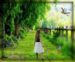Vie dans la nature