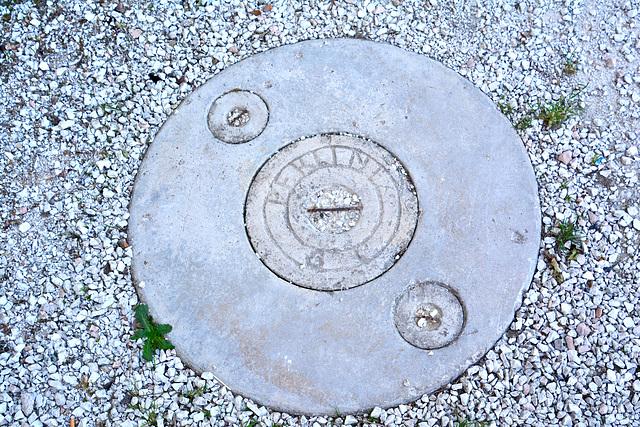 Eremo di Monte Giove 2017 – Concrete cover