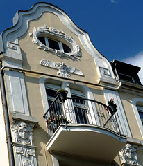 Details am Hansa-Haus