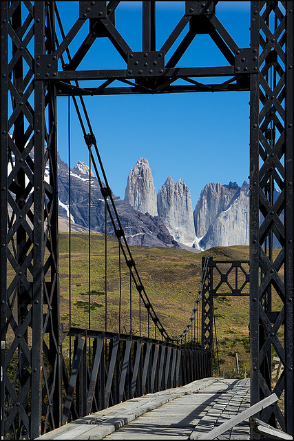 torres bridgeframed