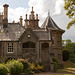 The Chimneys of Lauriston Castle