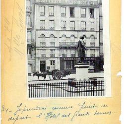 Hotel des Grands Hommes (Hotelo de la grandaj homoj)