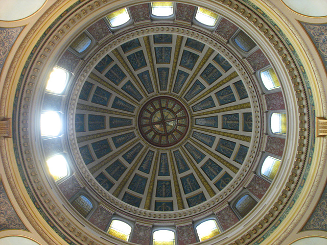 Montana State Capitol Rotunda