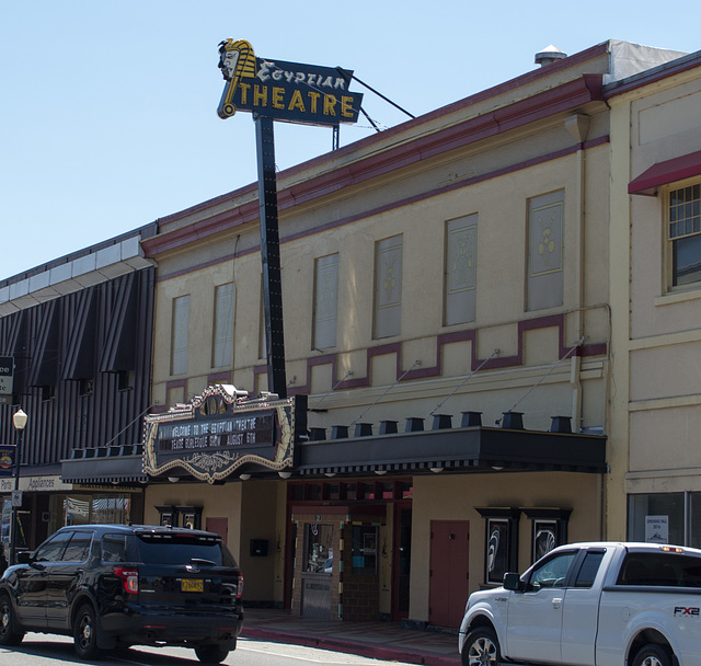 Coos Bay OR Egyptian theater (#1097)