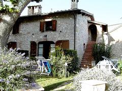 Toskana.  Casa Vacanza, Borgo Buliciano. ©UdoSm