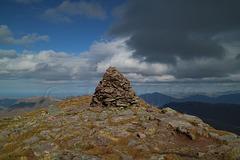 Sgùrr Mhor summit (Beinn Alligin)