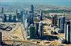 Dubai : Dal Burj Khalifa la vista verso Sud