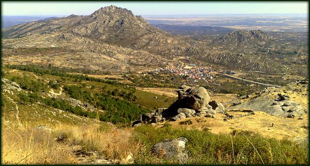 From Mondalindo to La Sierra de La Cabrera and Valdemanco.