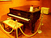 Puccini's piano Steinway & Sons.