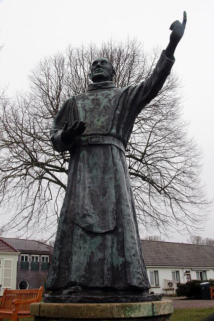 Een schiere monnik
