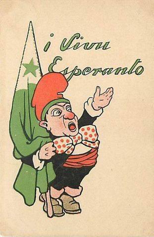 Vivu esperanto!