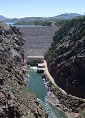 Curecanti Nat Rec Blue Mesa Dam  (# 0239)