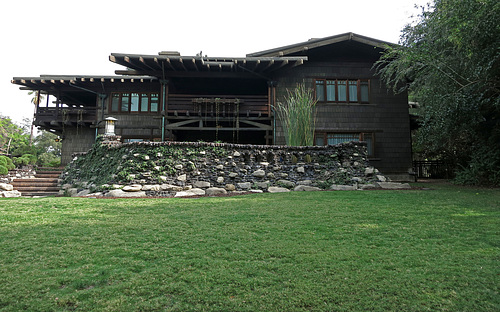 Gamble House (2024)