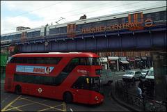 Hackney Central
