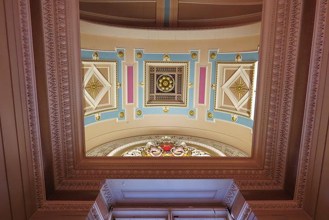 st. george's hall, liverpool