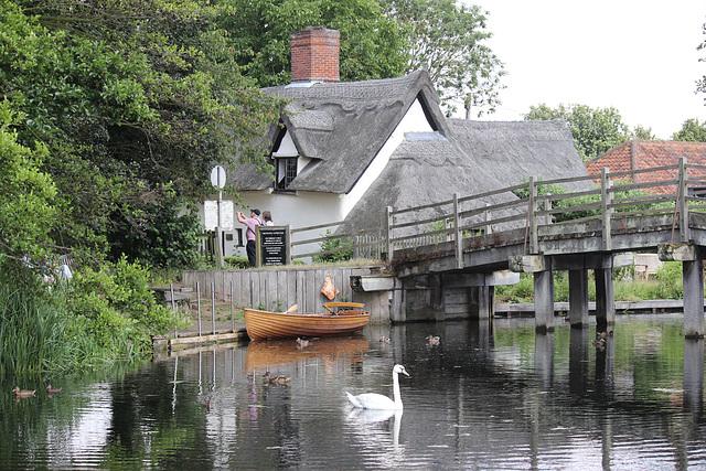 Flatford Mill Bridge
