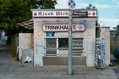 Kiosk Blohmstraße in Hamburg Harburg -- kiosk-1210744-co-12-09-15